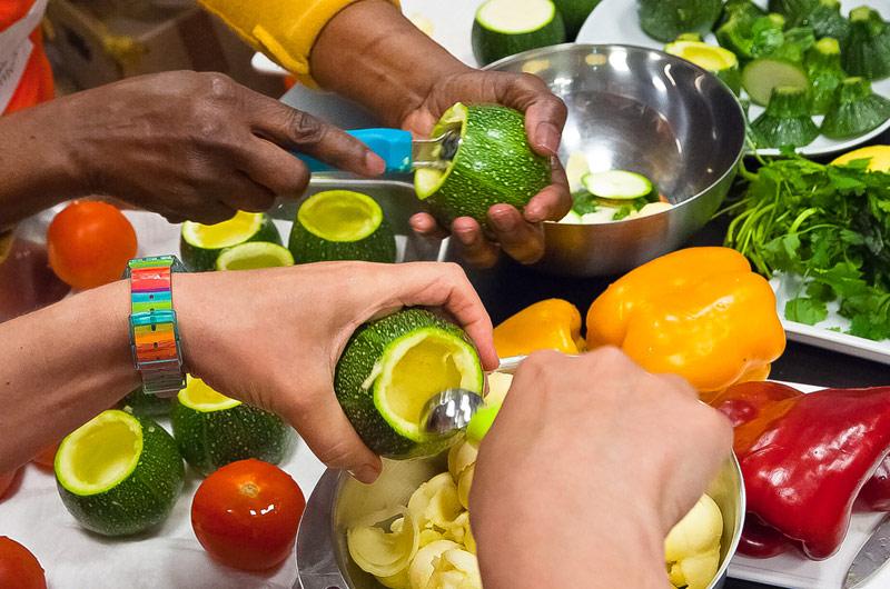 Atelier cuisine for Objectif atelier cuisine en creche