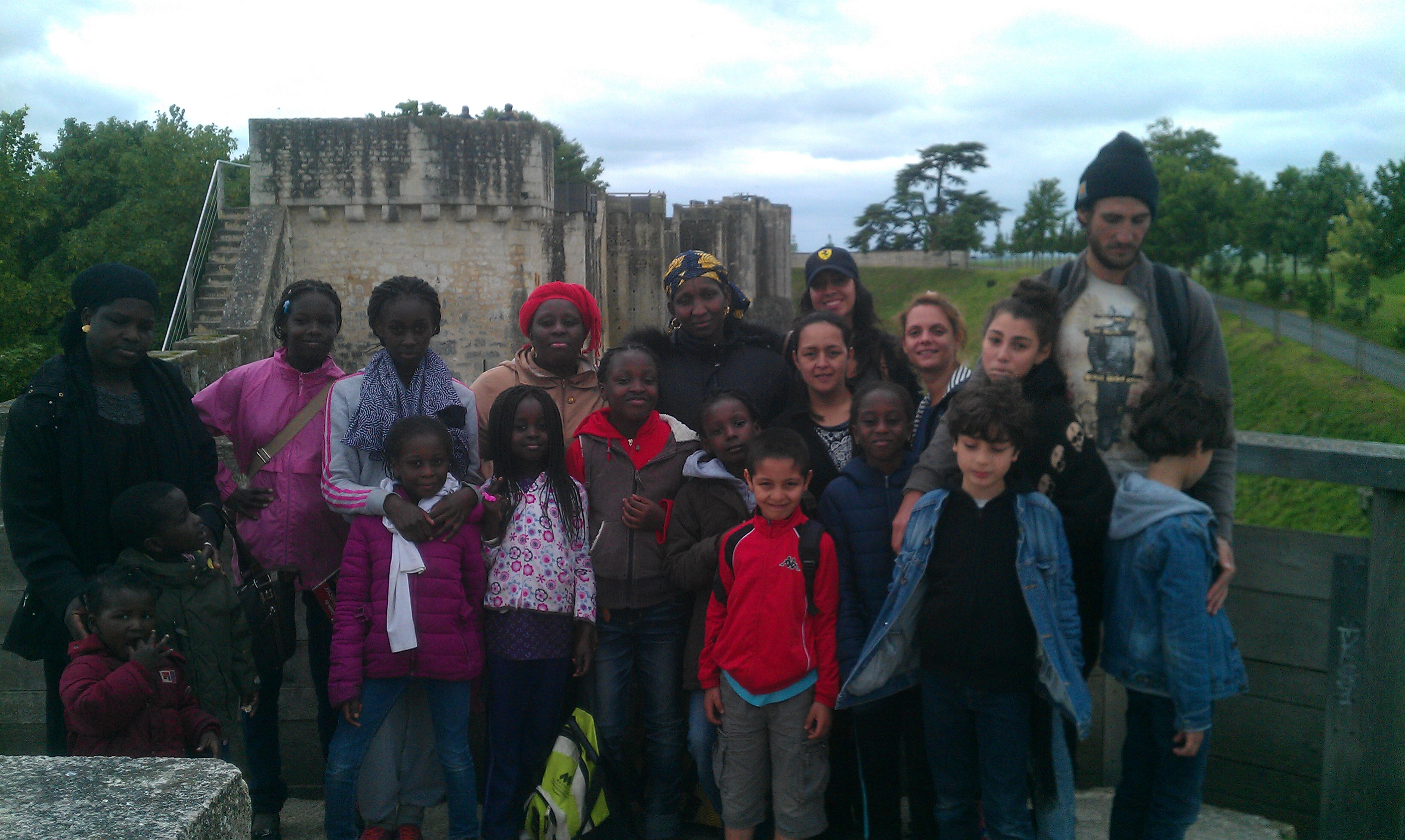 Sortie famille a provins for Sortie famille yvelines